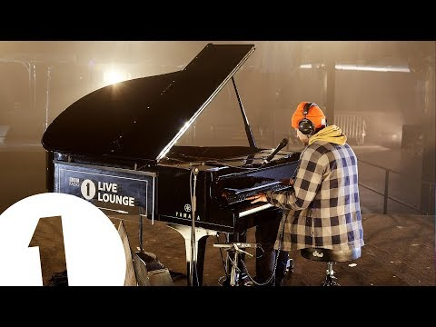 Tyler from Twenty One Pilots - 9 Crimes (Damien Rice cover) in the Live Lounge
