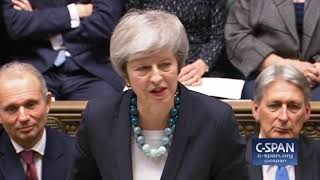 Word for Word: Prime Minister May Delays Vote on Brexit (C-SPAN)