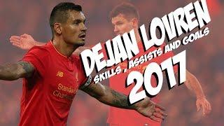 Dejan Lovren -  Defensive Skills and goals - Liverpool - 2016/2017