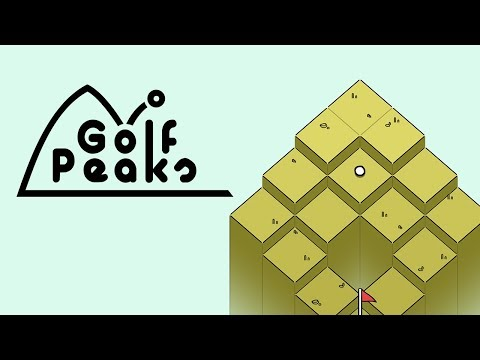 Golf Peaks - Gameplay iOS (iPhone / iPad) par KickMyGeek