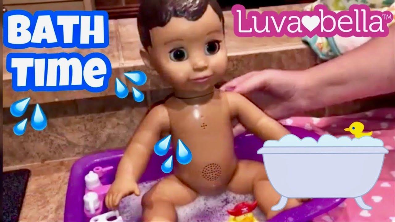 Go to the bath