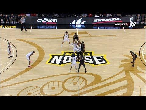 Men's Basketball Highlights: Cincinnati 77, UCF 40 (Courtesy CBS Sports Network)