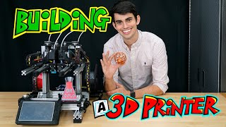 How to Build a 3D Printer (The Ultimate Guide)