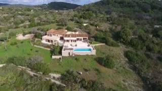 Traum-Finca Mallorca,  Luftaufnahme mit Dji Phantom4