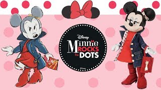 """Minnie Mouse Signature Limited Edition Doll """"Rock the Dots"""" Review"""