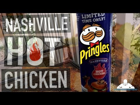 Pringles® | Nasville Hot Chicken Review! | Dollar General Exclusive