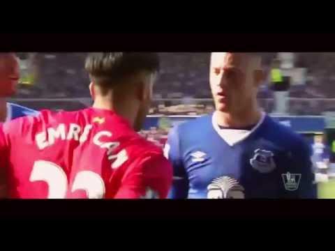 Ross Barkley vs Emre Can - Merseyside Derby 2015