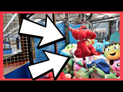 ★I Haven't Won From This Claw Machine In YEARS!! Insane Arcade Crane Game Wins!!!