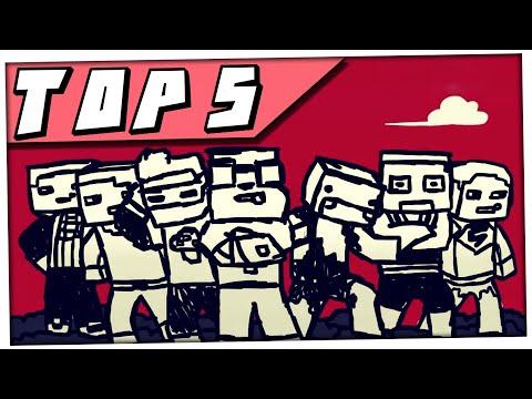 Die BESTEN Minecraft Projekte - Top 5