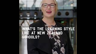 What's the learning style like at New Zealand schools? - Ask New Anything