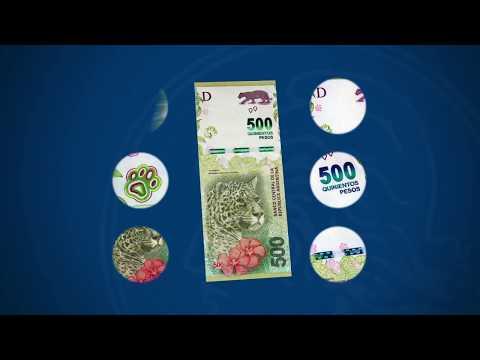 Los billetes de 500 estarán en una semana en las calles y los cajeros de San Rafael