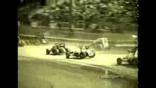 JOHNNY McCALL: TEEN SPRINT CAR RACER