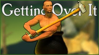 THIS GAME IS TRUE PAIN - Getting Over It Gameplay