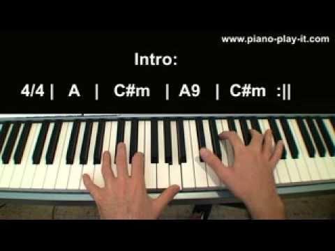 Evanescence My Immortal Piano Tutorial Youtube