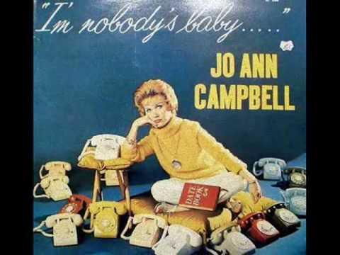 Jo Ann Campbell.