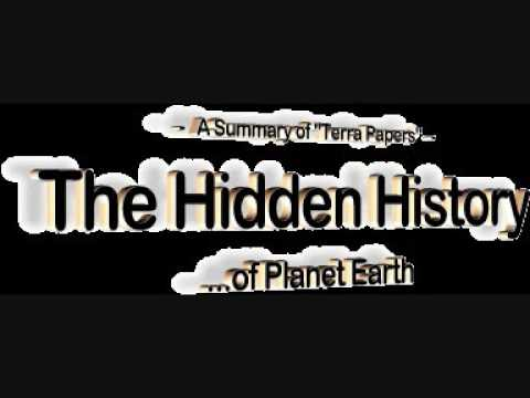 Terra Papers Hidden History of. Planet Earth  by Robert Morning Sky 1996