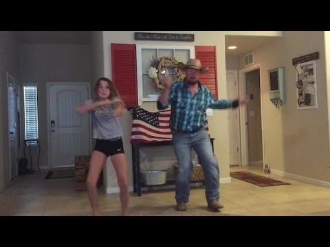 Watch Me (Whip/Nae Nae) Father And Daughter