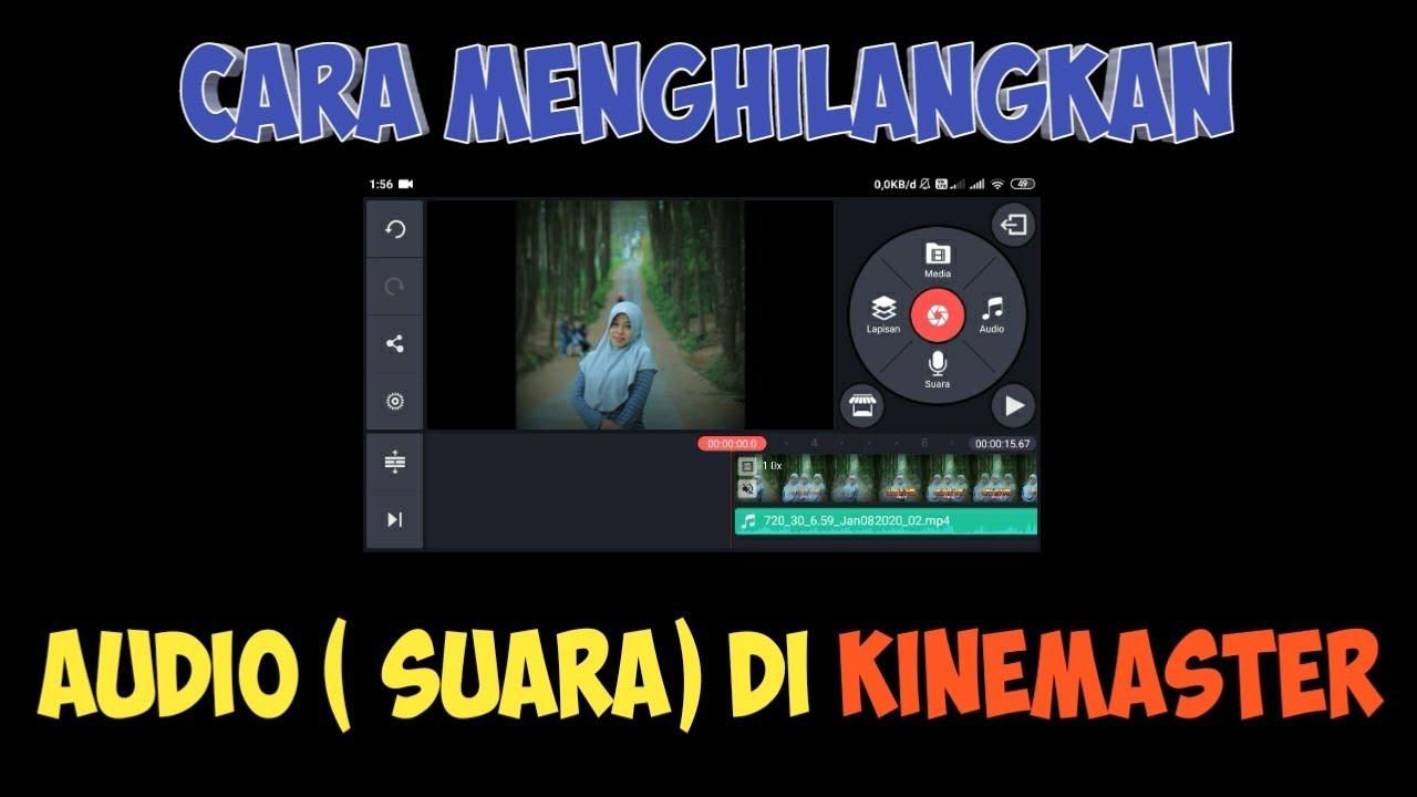CARA MENGHILANGKAN AUDIO ( SUARA ) ASLI VIDEO DI ...