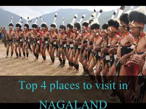 Top 4 places to visit in Nagaland India
