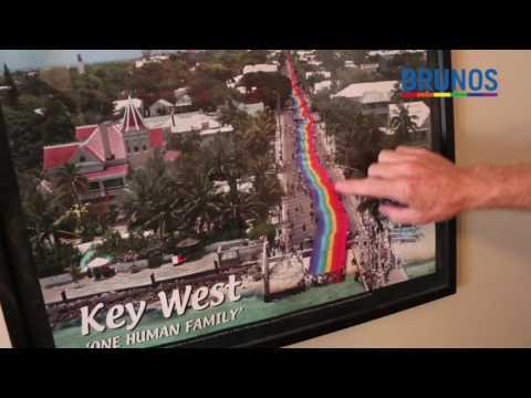 GAY-FLAG in Key West