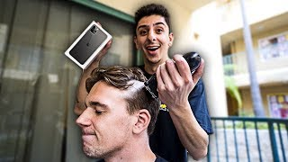 Giving Strangers the iPhone 11