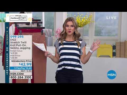 HSN | Diane Gilman Fashions. http://bit.ly/2WCYBow