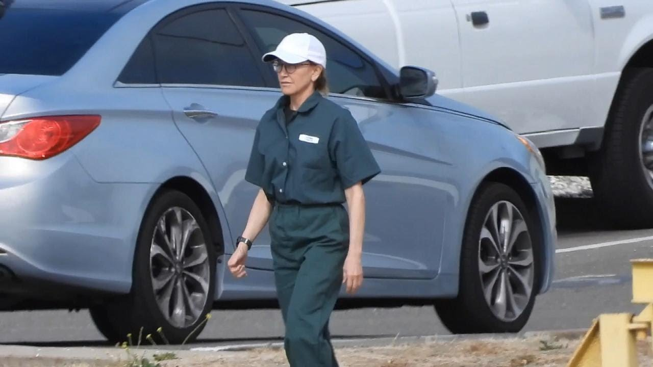 Felicity Huffman released from prison after serving sentence for ...
