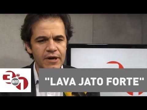 Rogério Galloro Toma Posse Na PF E Promete