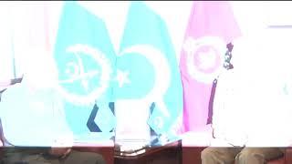 General Mikhail Kostarakos, Chairman European Union Military Committee called on COAS at GHQ