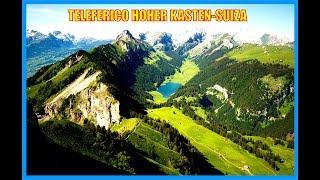 Teleferico Hoher Kasten-Suiza-Producciones Vicari.(Juan Franco Lazzarini)