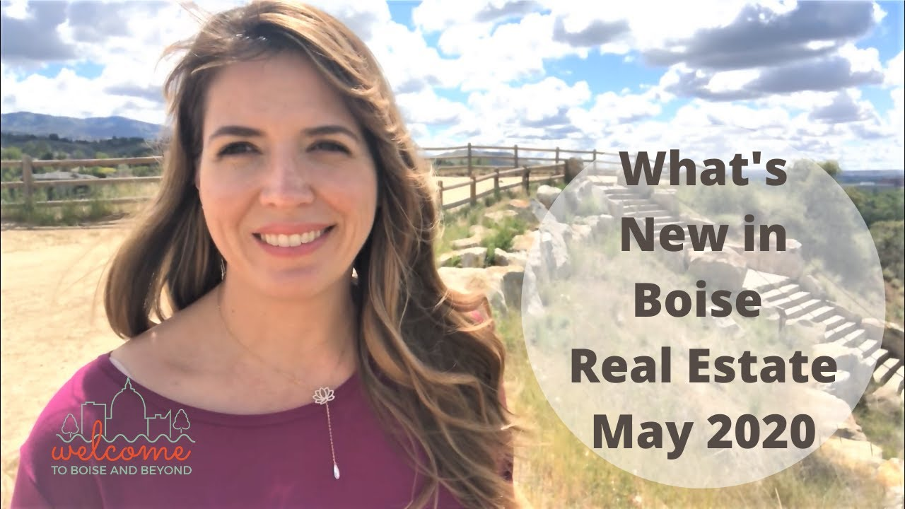 Real Estate Market Update May 2020