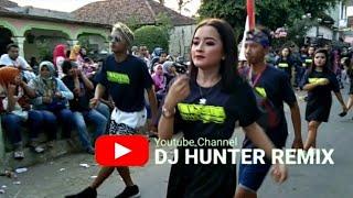 DJ Hunter Remix - DJ Melody Random Fvnky Beat 2020 Auto Joget Full Bass
