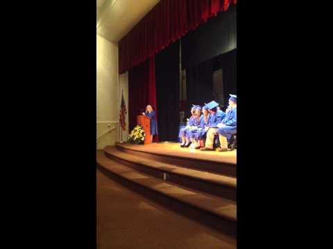 Kayla O'Neill- Graduation Day 2015 for Constellation Schools Parma Community High-