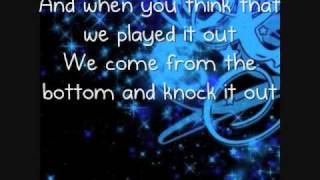 Tantric- Down and Out Lyrics
