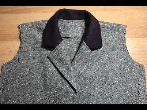 0 - Як зшити піджак?