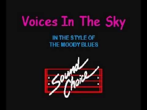 Moody Blues - Voices In The Sky Karaoke
