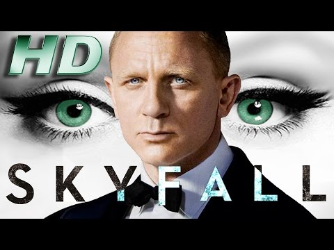 Adele~ Skyfall ~007 James Bond  Music