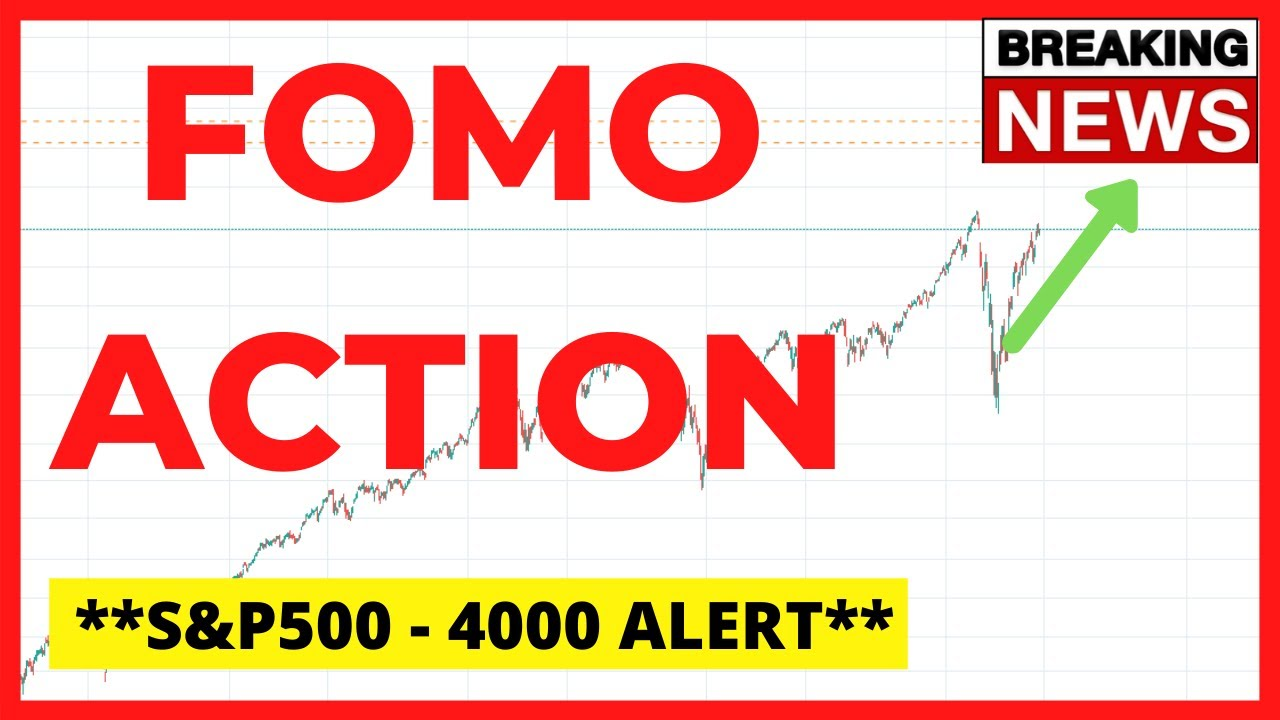 S&P 500 - Is The FOMO Starting? - [S&P 500 Technical Analysis 29.05.20]
