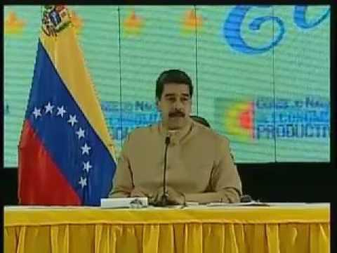 ¡MENTIRA FRESCA! Lo que dijo Nicolás Maduro sobre sanciones de Estados Unidos