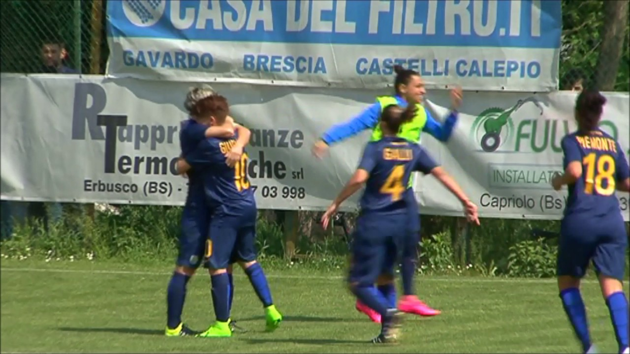 Brescia Vs. Agsm Verona Highlights