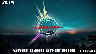 DJ REMIX SAYUR PAKU SAYUR BULU  LAGU MENADO 2019