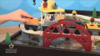 Wooden Train Set Toys For Boys & Girls Brio Thomas And Friends By Kidkraft 17959