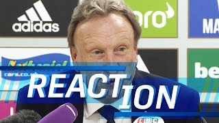 REACTION: CARDIFF CITY 0-0 NEWCASTLE UNITED