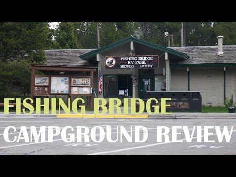 Fishing Bridge, Yellowstone - Campground Review | Travel USA