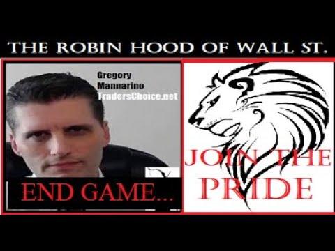 END GAME… DEPOPULATION VIA WAR AND A MAJOR MARKET CRASH. By Gregory Mannarino