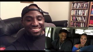 Trey Songz and Donald Mac | Kevin Hart: Lyft Legend | LOL Network-REACTION.
