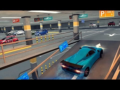 Multi Storey Car Parking 3D - Android Gameplay HD