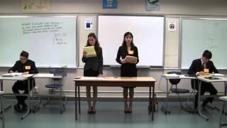 2016 hawaii state debate championships public forum debate 2nd flight april 8 2016