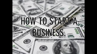 How to start a business | A Presentation by Entrepreneur Jesse John Francis Clark thumbnail