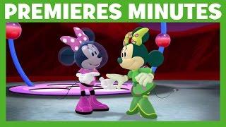 La Maison de Mickey - Premières minutes : Le goûter de Minnie la martienne